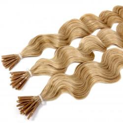 Extensions cheveux frisées à froid