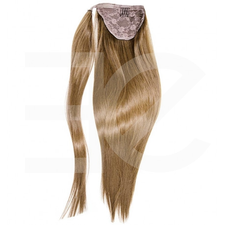 Ponytail Remy hair blond doré 50 cm