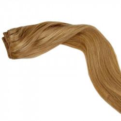 Tissage naturel blond doré 50 cm